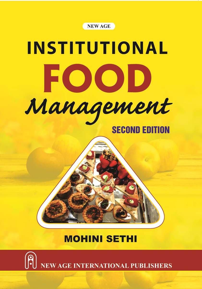 Institutional Food Management