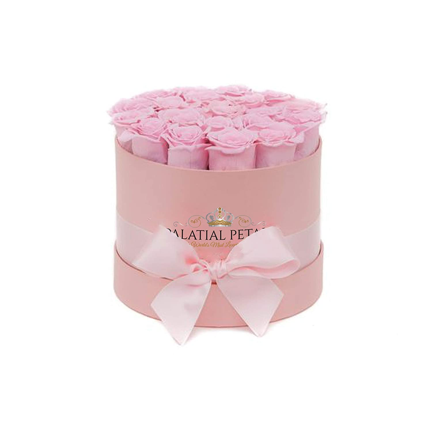 Amazon Com Roses That Last A Year Luxury Roses In A Box Preserved
