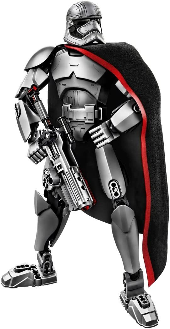 LEGO Star Wars - Captain Phasma Buildable Figure