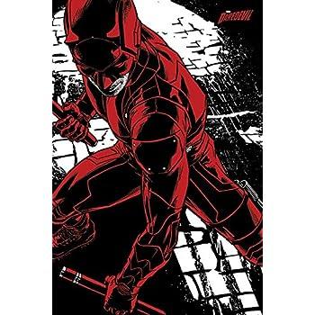 Daredevil Poster 2018 Season 3 TV Series Art Canvas Poster 8x12 24x36 inch