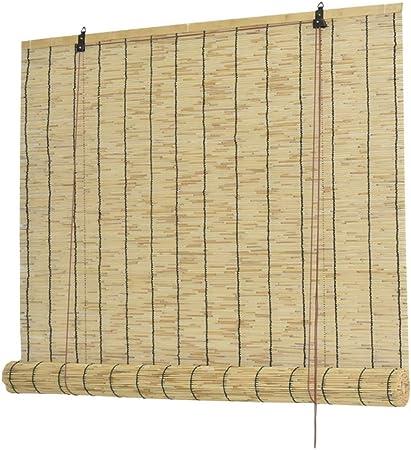 Tende In Midollino A Rullo.Sunshade Tende A Rullo Tenda Canna Di Bambu Tenda Bamboo Esterno Oscuranti Impermeabili Traspiranti Retro Per Veranda Portico Giardino Pergolato Amazon It Casa E Cucina