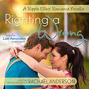 Righting a Wrong Audiobook
