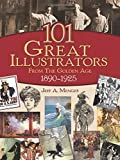img - for 101 Great Illustrators from the Golden Age, 1890-1925 book / textbook / text book