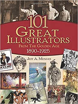 Image result for 101 Great Illustrators from the Golden Age 1890-1925