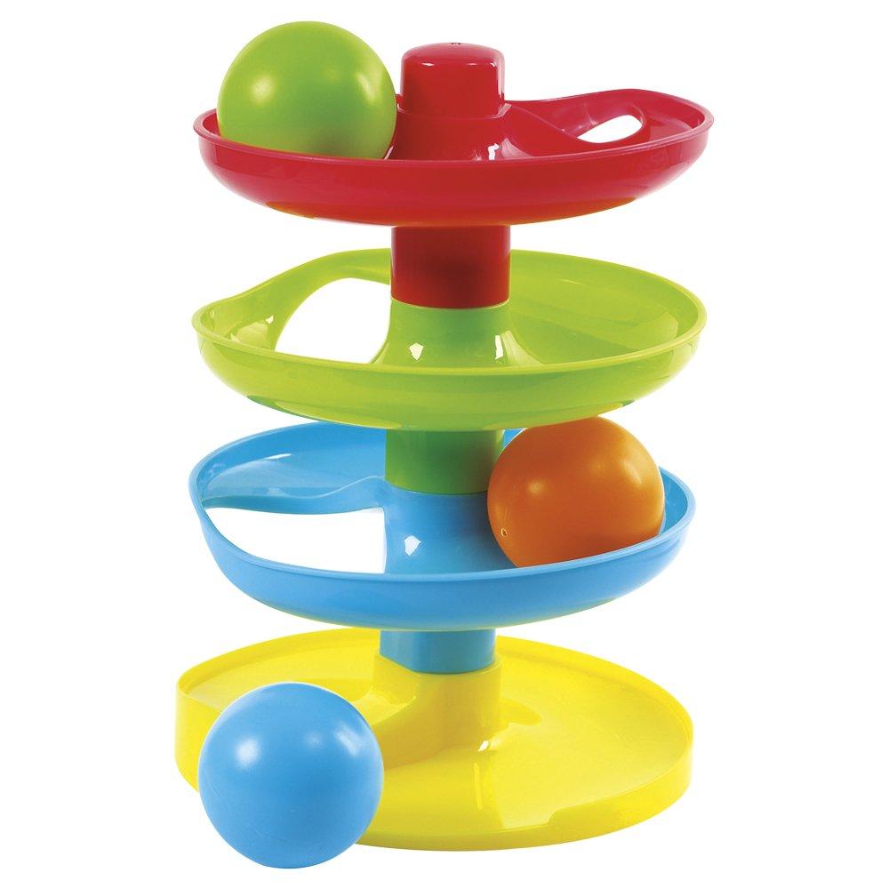 Playgo Torre espiral de bolas pisos ColorBaby