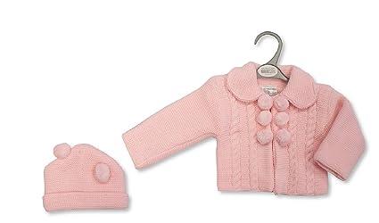 2 piezas bebé niñas de punto para cochecito de bebé perchero ...