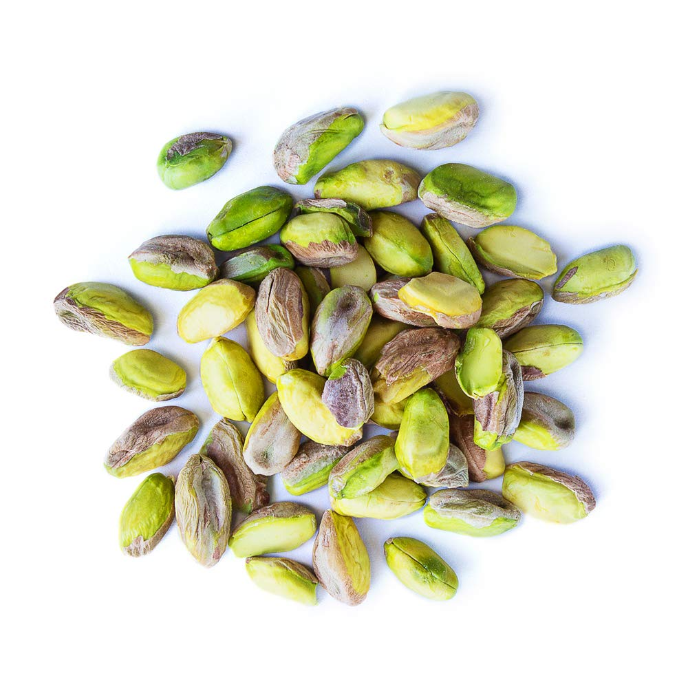 No Shell Pistachios, 30 Pounds - Raw, Unsalted, Kernels, Bulk by Food to Live