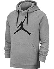 Nike Logo FLC Po Hooded Long Sleeve, Hombre