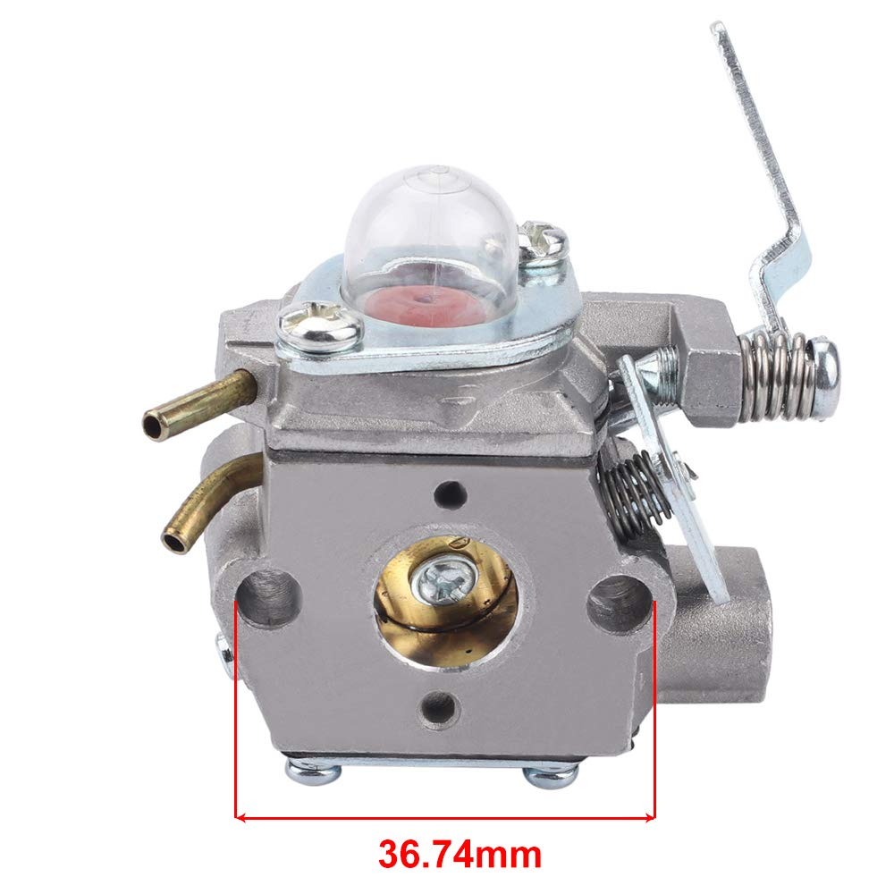 TOPEMAI 545081885 Carburetor Replace 530069703 for Poulan WT-324 WT-600 WT-637 W