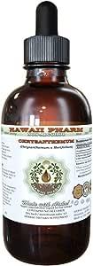 Chrysanthemum Alcohol-Free Liquid Extract, Organic Chrysanthemum (Chrysanthemum x morifolium) Dried Flower Glycerite Hawaii Pharm Natural Herbal Supplement 2 oz