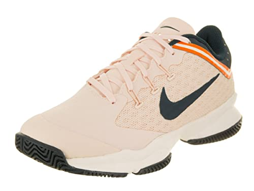Nike Wmns Air Zoom Ultra, Zapatillas de Tenis para Mujer, (Guava Ice/Midnight Spruce/Sail 800), 38.5 EU: Amazon.es: Zapatos y complementos