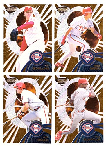 - 1999 Revolution - PHILADELPHIA PHILLIES Team Set