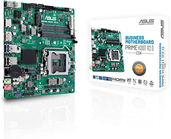 Asus Prime H310t R2 0 Csm Lga1151 Computers Accessories