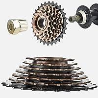 Wolfgo Freewheel-Fiets Vrij wiel Cassette Sprocket 7 Speed Mountainbike Vervanging Accessoire
