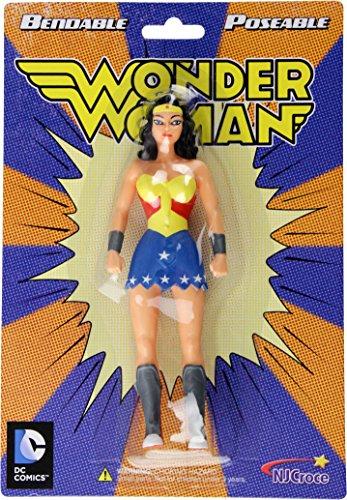 NJ Croce Wonder Woman New Frontier Action Figure