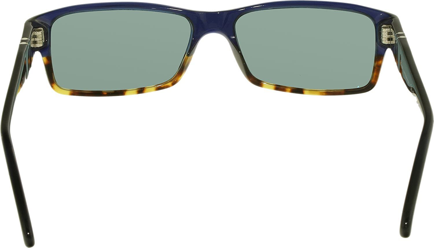 0eaf6d3879abc Persol Men s Polarized PO2747S-955 4N-57 Blue Rectangle Sunglasses  Persol   Amazon.ca  Luggage   Bags