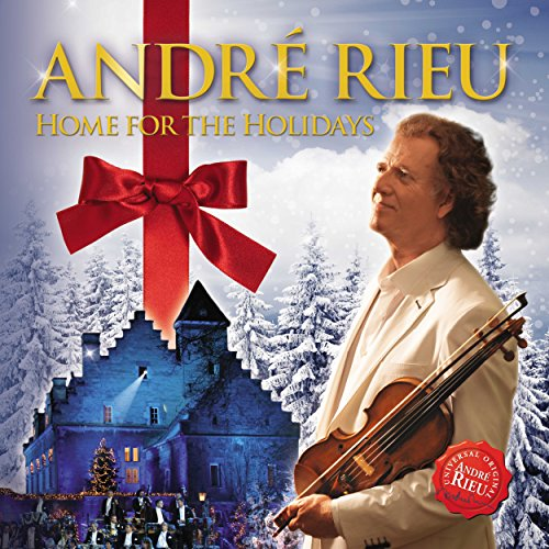 Home For The Holidays [CD/DVD Combo][Deluxe Edition] (Christmas Andre Rieu Dvd)