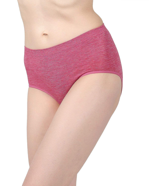 SlimMe High Waisted Spandex Underwear Womens Briefs