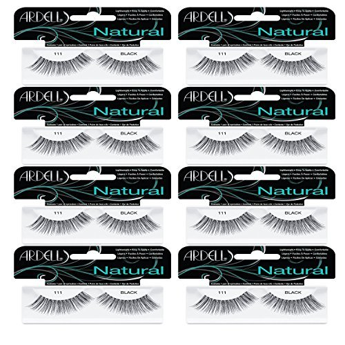 Fashion Ardell (Ardell Fashion Lashes Pair - 111 (2-Pack of 4))