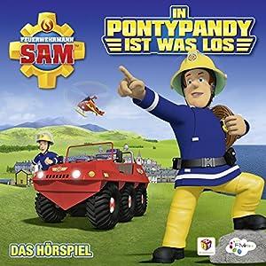 In Pontypandy ist was los (Feuerwehrmann Sam, Folgen 99-103) Hörspiel