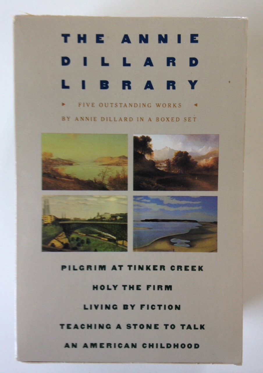 holy the firm annie dillard summary