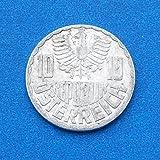 Austria 10 Groschen 1964 Coin
