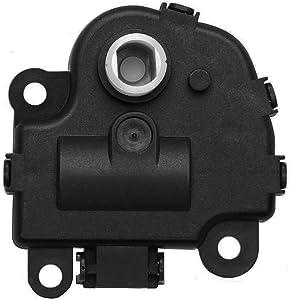 604-108 Blend Door Actuator Compatible with Chevy Impala 2004 2005 2006 2007 2008 2009 2010 2011 2012 2013,Heater Temperature Blend Door Actuator Replace# 604108 1573517 1574122 15844096