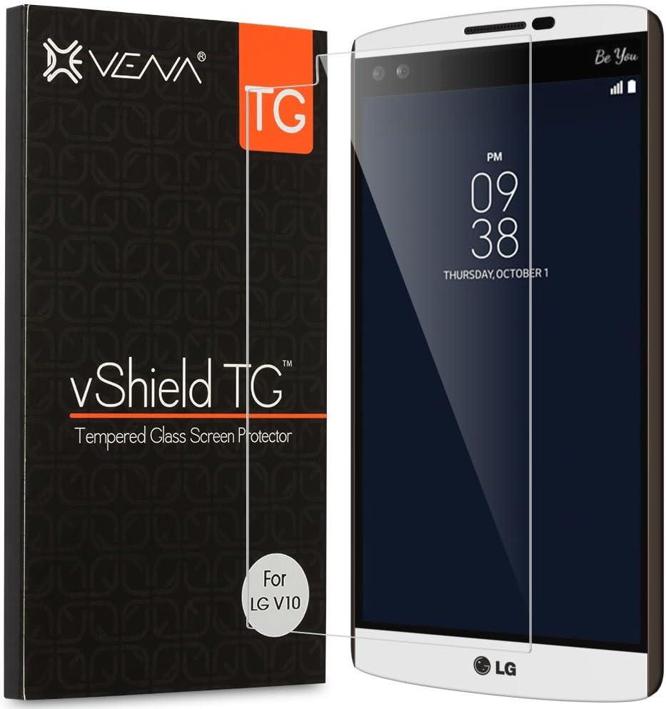 VENA LG V10 Vidrio Templado, (0.20mm Ultra Delgado) Romper-Prueba ...