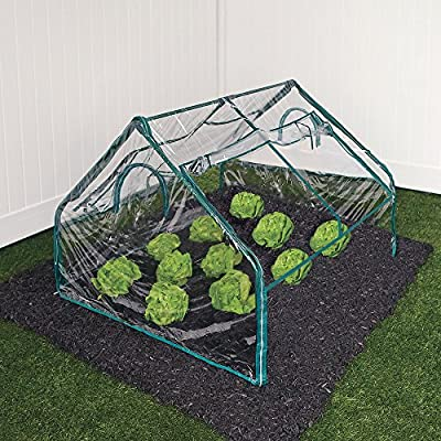 Frame It All Greenhouse Kit - 4ft. x 3ft. x 3ft. from Vegherb LLC