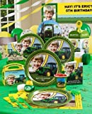 Birthday Express John Deere Personalized Party Theme