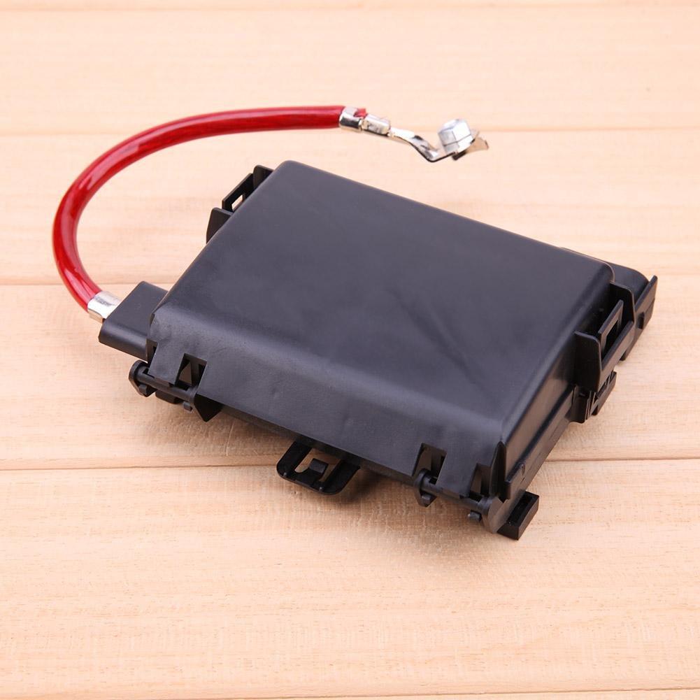 Amazon.com: Car Fuse Box Automotive Battery Terminal Accessory for  Volkswagen Bora Golf Mk4 98-05: Home & Kitchen