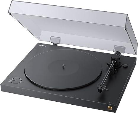 Sony PSHX500 tocadisco - Tocadiscos (Negro, Caucho, USB): Amazon ...