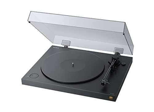 Sony PSHX500 Hi-Res USB Turntable (Black)