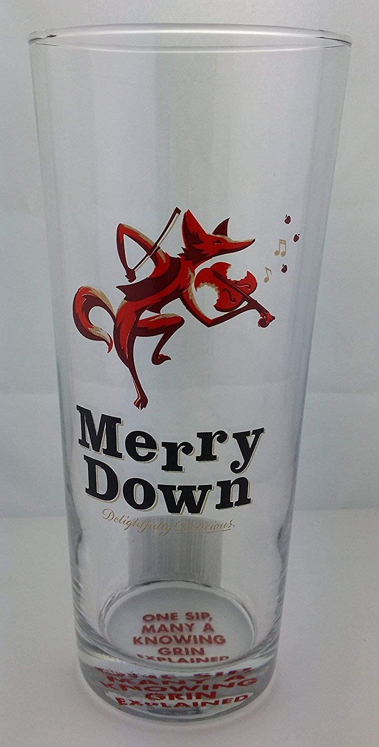 Merrydown Cider Glass Large (1 x 500 Millilitre Glass) Rastal