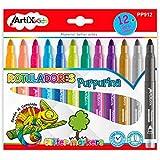 Crayola Glitter marcatori 6//Pkg