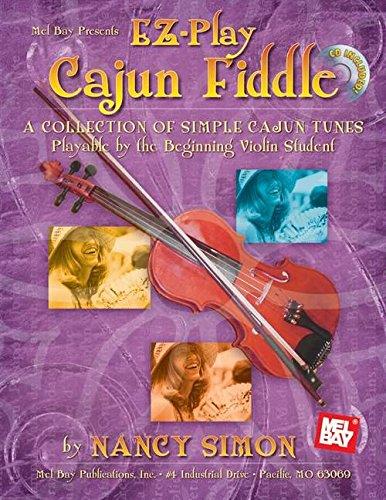 Mel Bay EZ-Play Cajun Fiddle