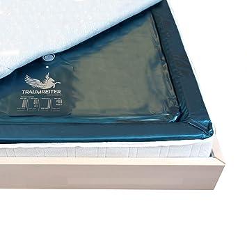 Berühmt Traumreiter Eine Wasserbett Matratze 90x200 für 180x200 Softside MA43