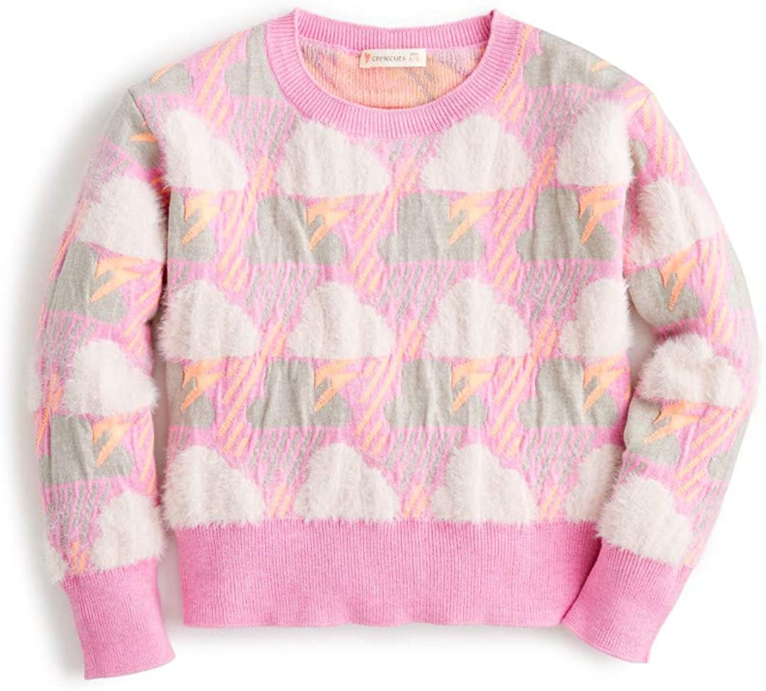 Toddler//Little Kids//Big Kids crewcuts by J.Crew Girls Alana Popover Storms Sweater