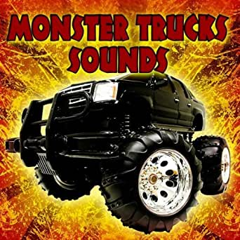Crazy Monster Truck Mud And Water Pit Tire Spin By Sound Effects On Amazon Music Amazon Com