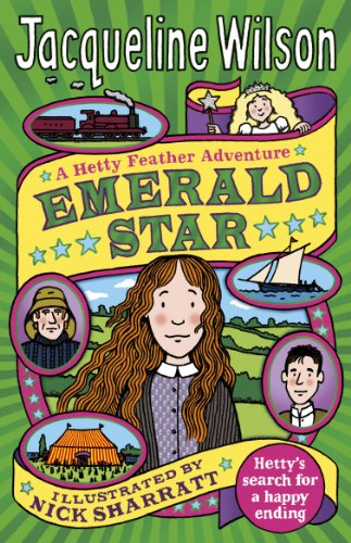 Emerald Star (Hetty Feather) - Star Feather