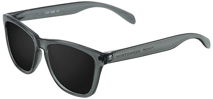 Northweek Unisex-Erwachsene Sonnenbrille Regular, Mehrfarbig (Negro), 52