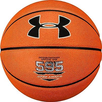 Under Armour 595 - Balón de Baloncesto Compuesto para Interior y ...