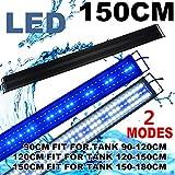 60 inch led aquarium lighting - Zeiger Eco LED Aquarium light LED Tank 60 inch - 72 inch lamp 36W A116