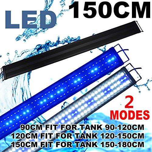 72 Light Led - Zeiger Eco LED Aquarium light LED Tank 60 inch - 72 inch lamp 36W A116