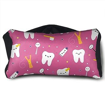 Amazon.com: SUNNMOON Dentistry - Cojín de viaje con diseño ...