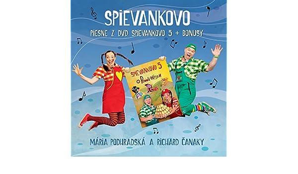 Piesne z DVD Spievankovo 5 + bonusy by Richard Canaky b66a1aa7ab7