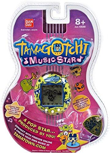 Tamagotchi Music Star V6 Exclusive Feel the Beat Virtual Pet