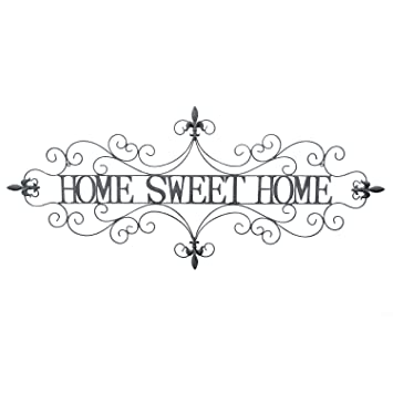 Superb Three Hands Wall Decor Sweet Home