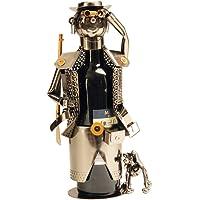 Porte bouteille métal Chasseur vin bouteille de vin Support Support Support en métal