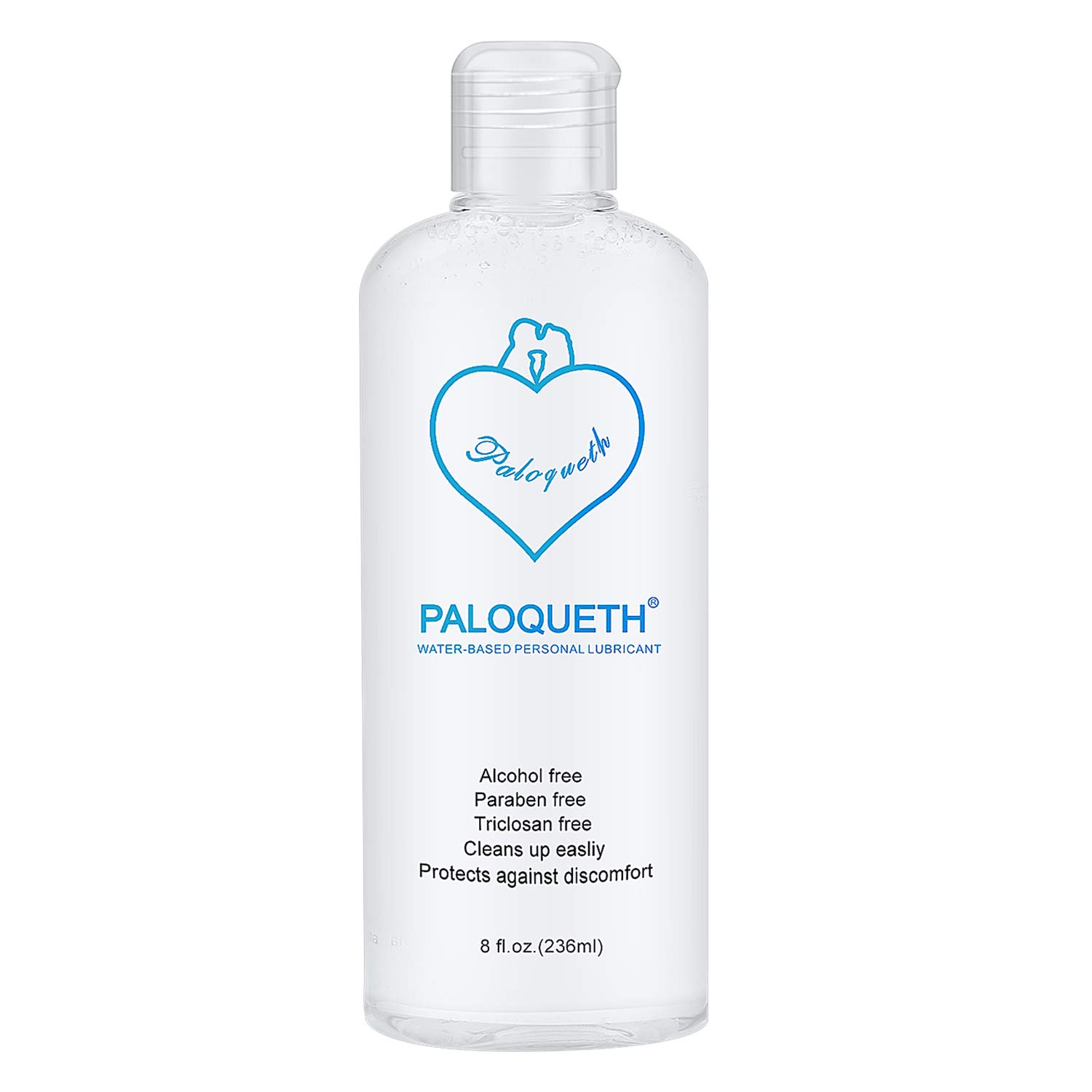 Best Lubricant For Menopause Dryness 2020.Lube For Women Paloqueth Personal Lubricants Water Based Lubricant Paraben Free Hypoallergenic 8 Oz